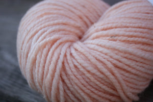 Thicket Canadian Raised Wool Yarn in Bubblegum