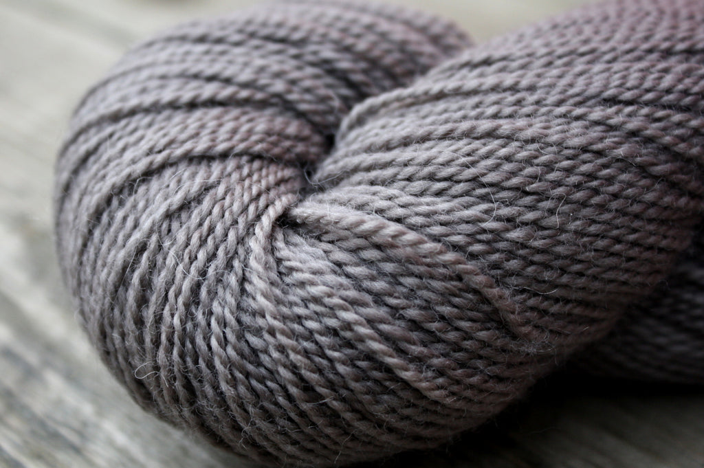 Midnight/ Woodland Merino Wool, Fingering