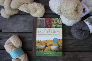 Adventures in Yarn Farming by Barbara Parry