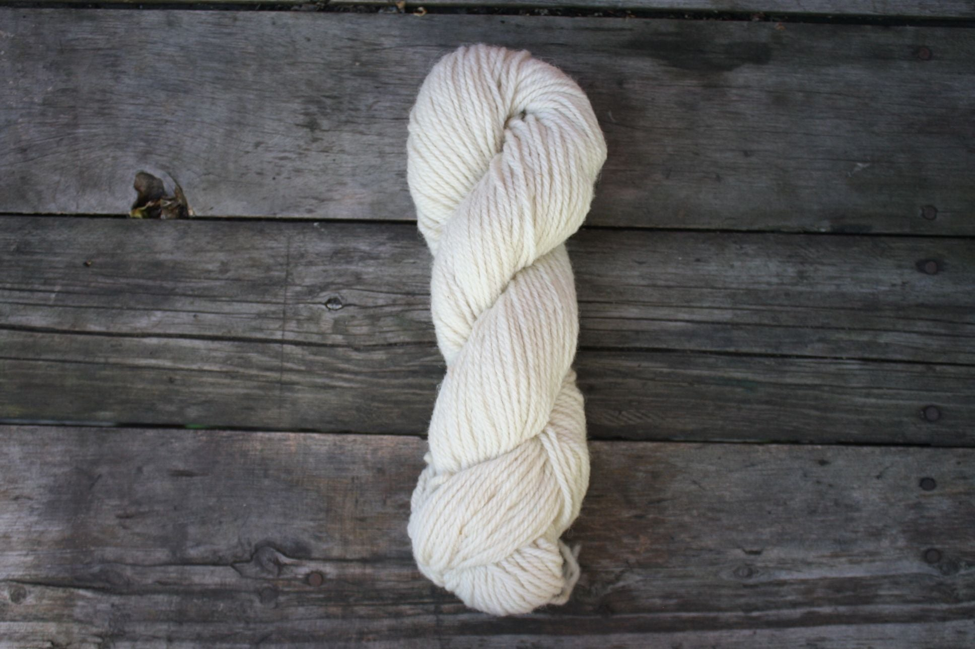 Topsy Farms Sheep's Wool Yarn