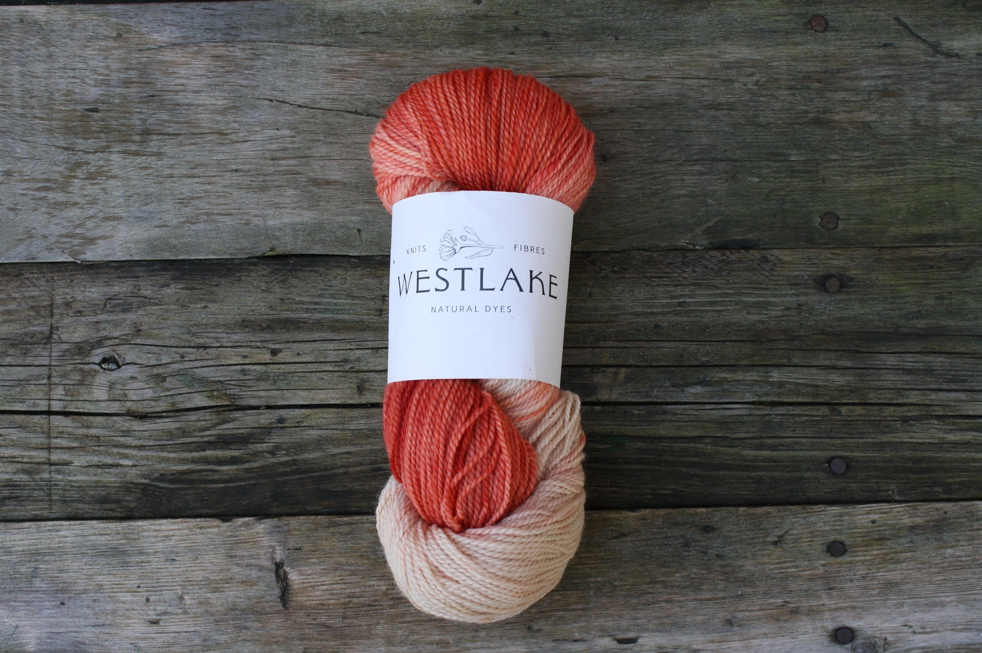 Desert Rose/ Woodland Merino Wool, Fingering