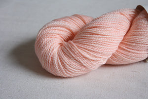 Bubblegum/ Woodland Merino Wool, Fingering