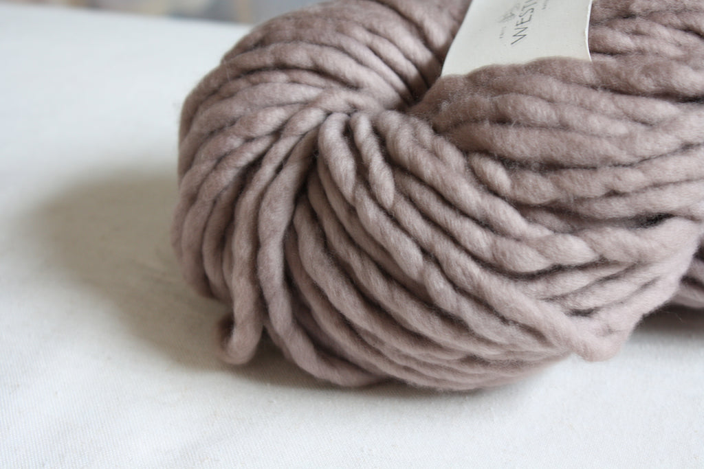 River Rock/Glacier Super Bulky Merino