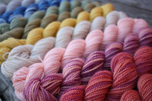 Fingering Minis for Colourwork