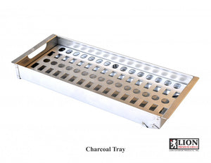 Lion Premium Grills Charcoal Tray