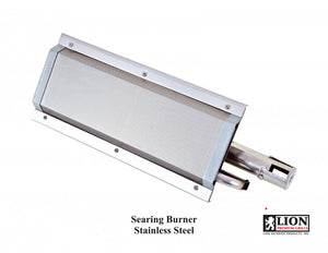 Stainless Steel Searing Burner