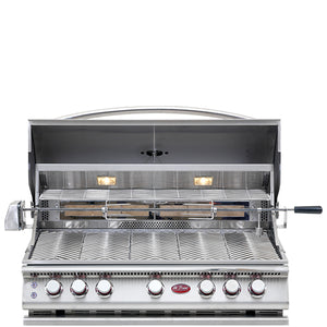 CAL FLAME GRILL CONVECTION 5 BURNERS