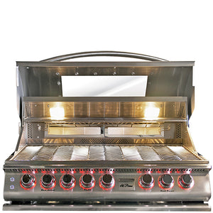 CAL FLAME TOP GUN™ 5-BURNER CONVECTION GRILL
