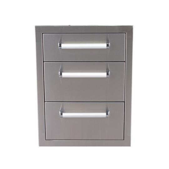 BONFIRE TRIPLE DRAWER