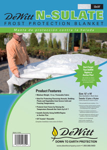 N-Sulate Frost Protection Blanket