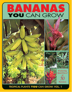 Bananas You Can Grow (Book)
