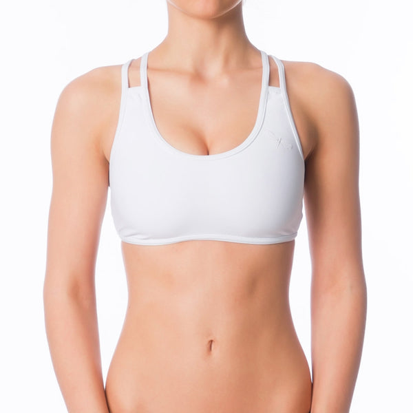 Xenia - Sports Top White