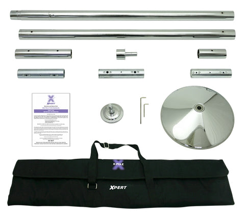 X-POLE X-PERT Krom 45 & 40mm