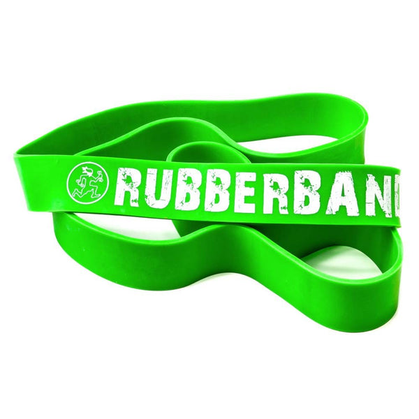 Resistance Band Power - Neon Green - 41mm x 104cm - 22-54 kg