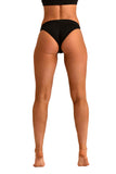 Tanga Pole Shorts - Black