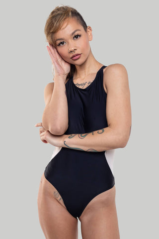 Virgo Bodysuit - Black