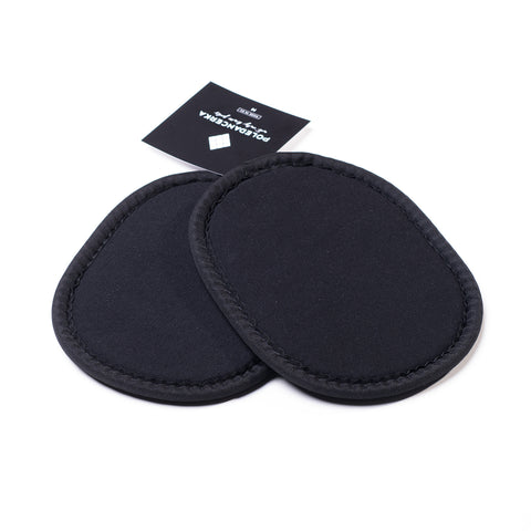 Pad inserts for Poledancerka knee pads BLACK