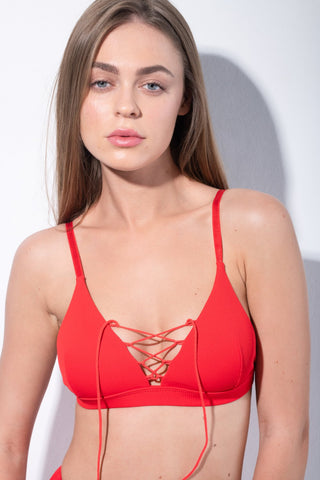 NIB Top Red