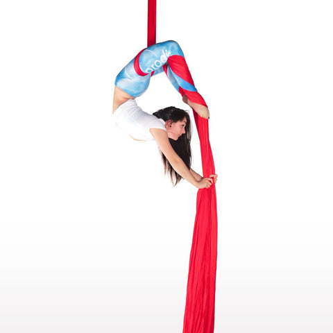 Prodigy Aerial Silk (Aerial Fabric / Tissus) - Low Stretch Aerial Silks