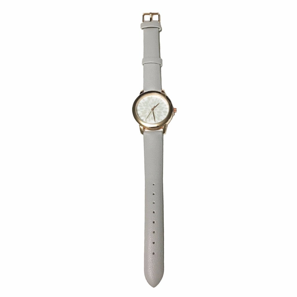 Water Splash Analog Watch