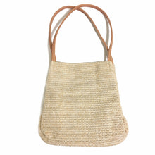Basket Weave Beach Bag - MenriThings