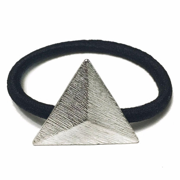 Triangle Hair Tie