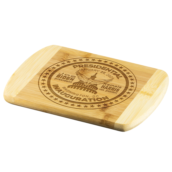 Biden Harris Inauguration Souvenir Cutting Board