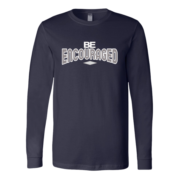 Tee-Long Sleeve-Unisex- Be Encouraged
