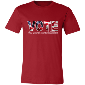 Biden Harris Election 2020 TShirt-VOTE-flag