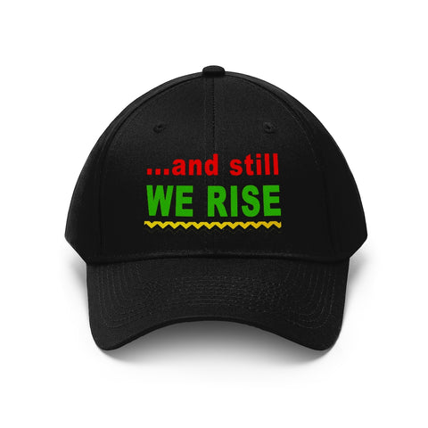 And Still We Rise- Cap
