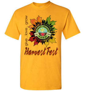 Harvest Fest 2019 Tee -Youth