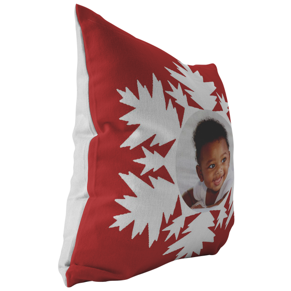 Pillow-Snowflake Baby