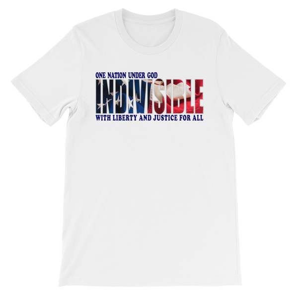 INDIVISIBLE-Unisex -T-Shirt- Light Colors