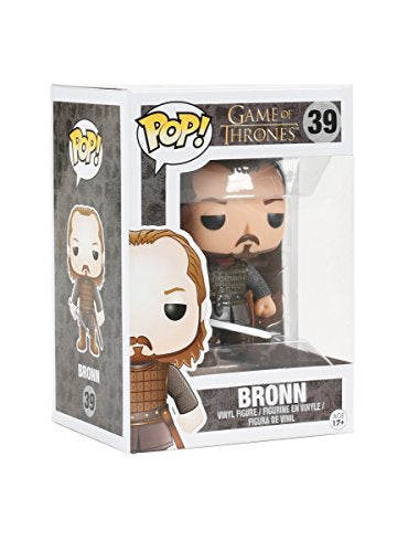 Funko POP Game of Thrones: Bronn Action Figure