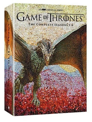 Game of Thrones: The Complete 1-6 Seasons