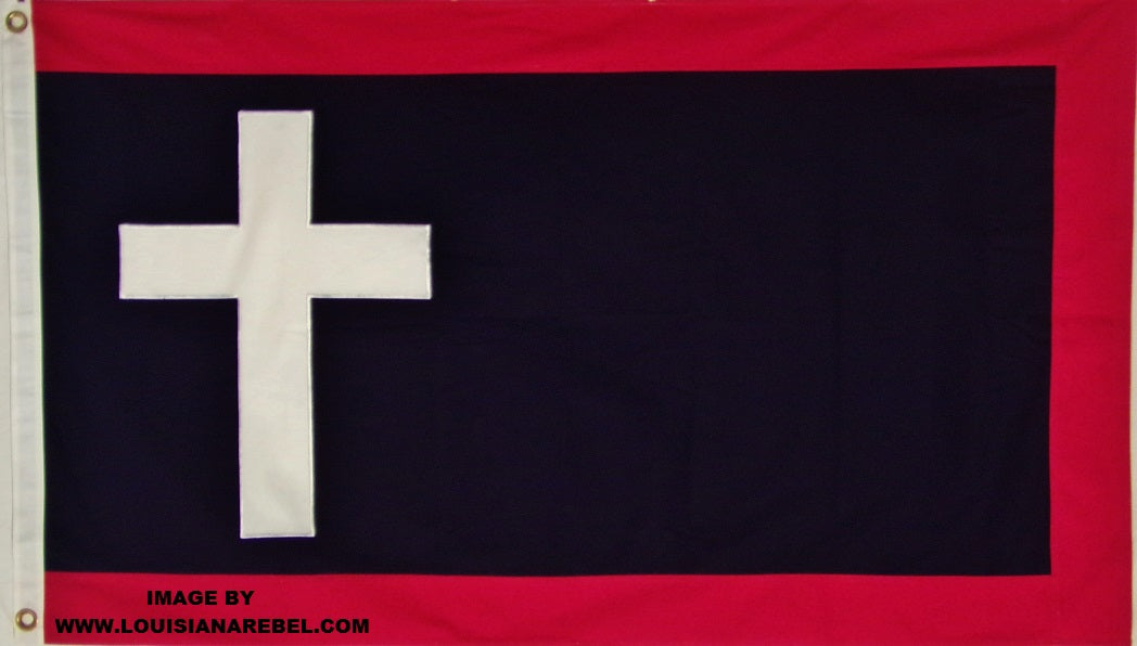 3x5 COTTON MISSOURI BATTLE FLAG