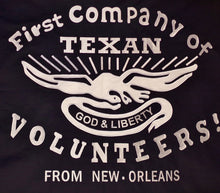 Cotton New Orleans Grays Flag - First Company of Texan Volunteers