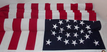 Embroidered 35 Star Historical Flag