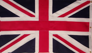 Sewn Outdoor Union Jack Flag - England UK