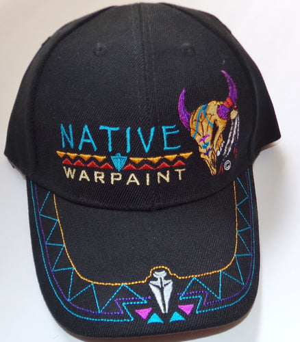 Native Warpaint cap