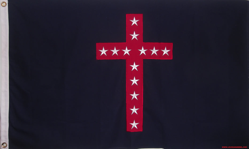 Heavy Cotton 4th Kentucky Orphans Flag