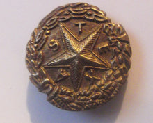BRASS CSA LONESTAR PIN - TEXAS