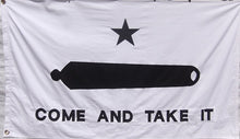 Heavy Cotton Gonzales Flag - Texas Revolution