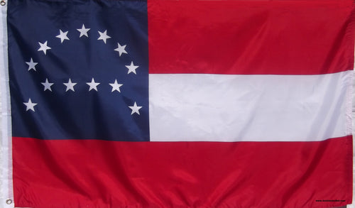 ROBERT E LEE HQ FLAG