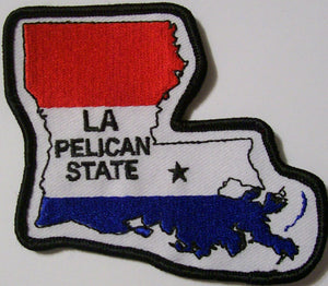 LOUISIANA STATE PATCH