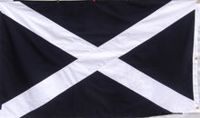Heavy Cotton Scotland Flag - Saint Andrew Saltire