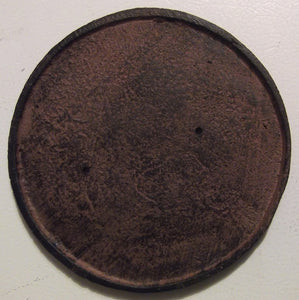 CSA Seal Plaque - DEO VINDICE - Iron