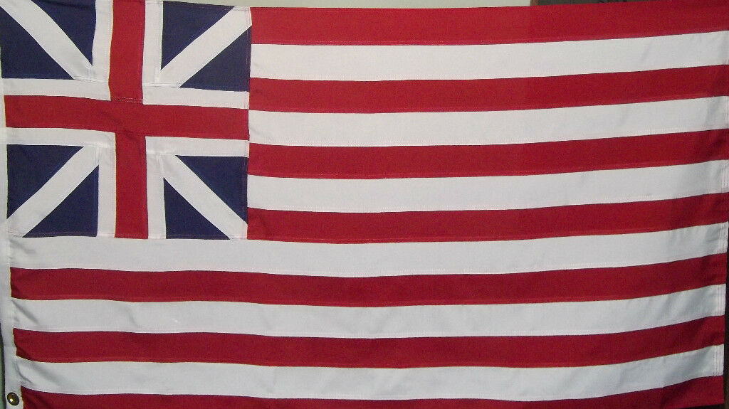 HEAVY DUTY 600 D OUTDOOR GRAND UNION FLAG PATRIOTIC - HISTORICAL USA