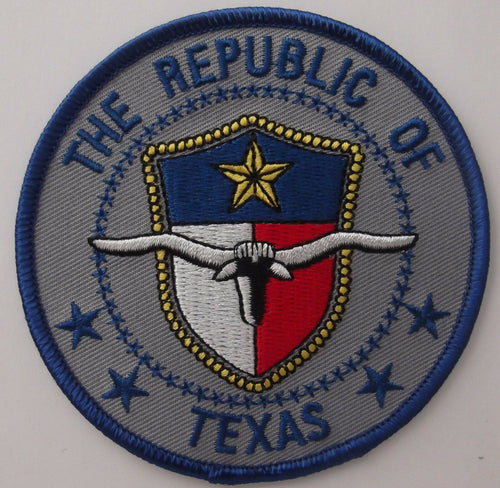 REPUBLIC OF TEXAS PATCH