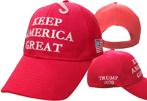 TRUMP KEEP AMERICA GREAT HAT